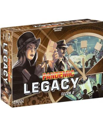 Pandemic Legacy: Sezon 0 gra REBEL