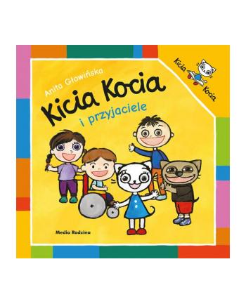 inni Książka Kicia Kocia. Kicia Kocia i przyjaciele.
