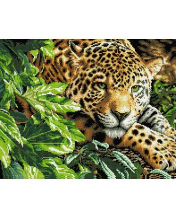 Diamentowa Mozaika Jaguar 40x50cm PD4050001 IPICASSO