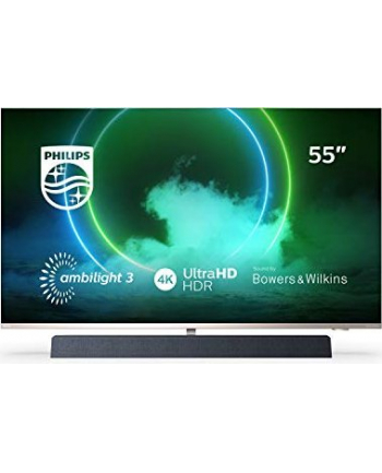 Philips 55PUS9435 / 12 TCS SMA 2.4 UHD 139 -PUS9435 / 12 Ambilight 3, System Android Smart TV