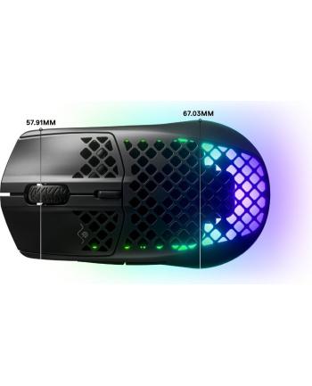 SteelSeriesAerox 3 Wireless, Gaming-Maus