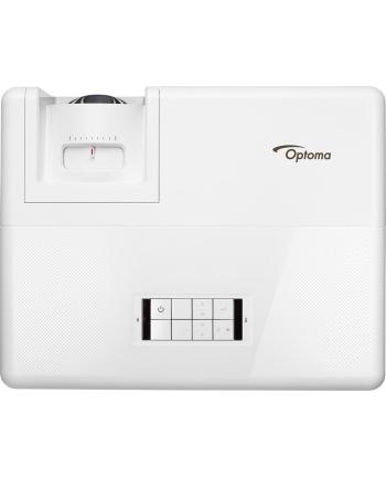 Optoma HZ40ST, DLP projector (Kolor: BIAŁY, FullHD, 4200 ANSI lumens, IP6X)
