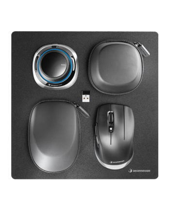 3DConnexion SpaceMouse Wireless Kit 2, set