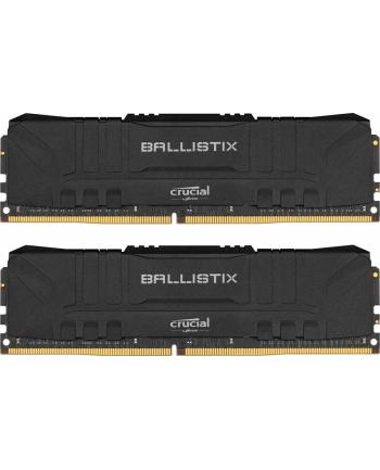Crucial Ballistix DDR4 64GB 3600- CL -16 BX Kolor: CZARNY Dual Kit