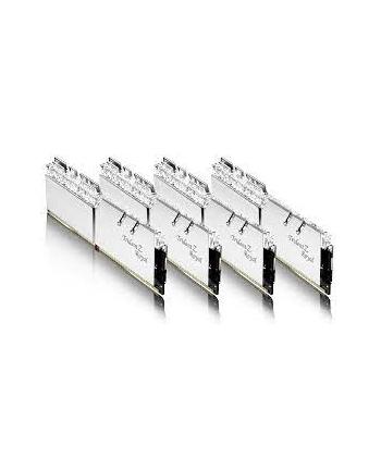 G.Skill DDR4 - 32 GB -4000 - CL - 15 - Quad-Kit, RAM (silver, F4-4000C15Q-32GTRS, Trident Z Royal)
