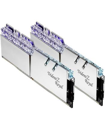 G.Skill DDR4 - 32GB 4266- CL - 17D TZ Royal Silver - Dual Kit