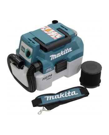 Makita cordless vacuum cleaner DVC750LZX3 18 V