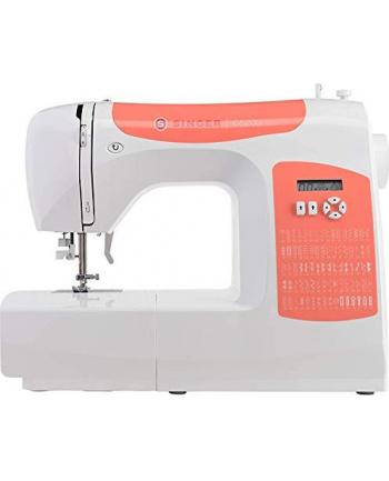 Singer sewing machine C5205 coralle orange