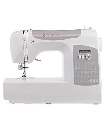 Singer sewing machine C5205 green
