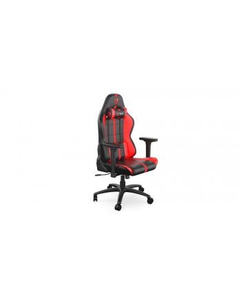 spc gear Fotel Gamingowy SilentiumPC Gear SR400 RD (czarno-czerwony)