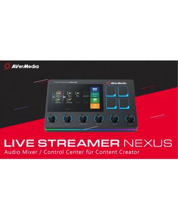 AVERMEDIA Live Streamer NEXUS mixer