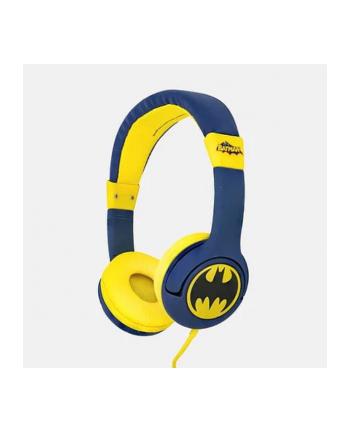 otl technologies Słuchawki dla dzieci Batman The Caped Crusader DC0261 OTL
