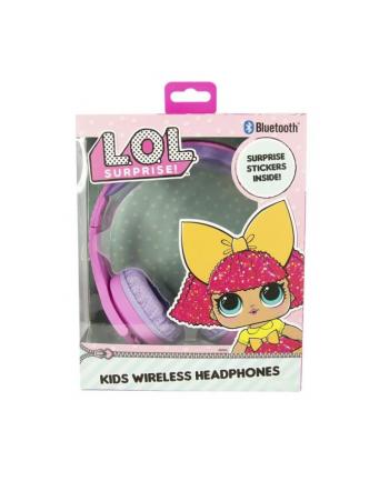 otl technologies Słuchawki bluetooth LOL Surprise! Glitterati LOL703 OTL