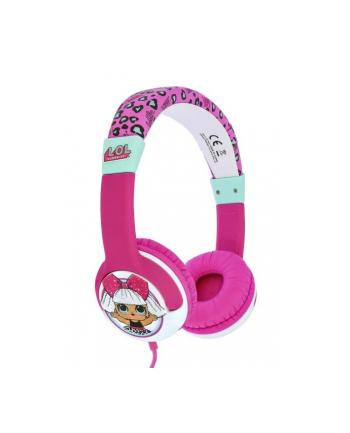 otl technologies Słuchawki dla dzieci LOL Surprise My Diva LOL763 OTL