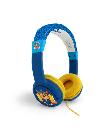 otl technologies Słuchawki dla dzieci Chase Psi Patrol PAW PATROL PAW722 OTL
