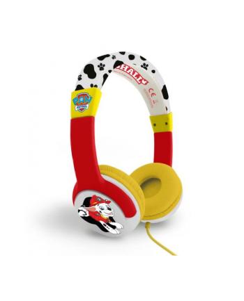 otl technologies Słuchawki dla dzieci Marshall Psi Patrol PAW PATROL PAW723 OTL