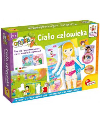 lisciani giochi Carotina Ciało człowieka PL61167