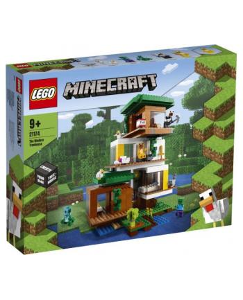 LEGO 21174 MINECRAFT Nowoczesny domek na drzewie p3