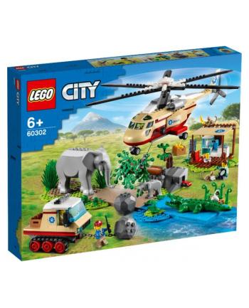 LEGO 60302 CITY Wildlife Na ratunek dzikim zwierzętom p4