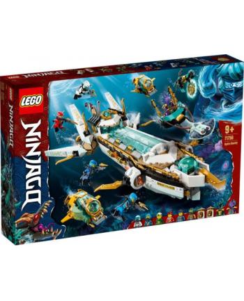 LEGO 71756 NINJAGO Pływająca Perła p3