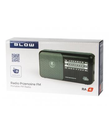 blow Radio przenośne AM/FM RA4