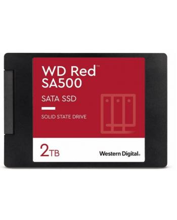 western digital Dysk SSD Red  2TB SATA 2,5 WDS200T1R0A