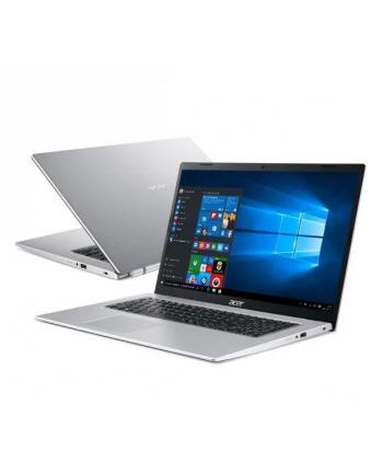 Notebook Acer Aspire 3 17,3''FHD /N4500/4GB/SSD256GB/UHD/W10 Silver
