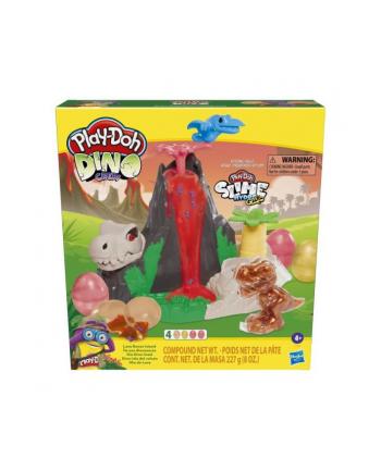 Play-Doh Slime HydroGlitz Wyspa dinozaurów F1500 HASBRO p3
