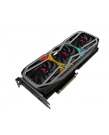 pny Karta graficzna GeForce RTX3070 8GB XLR8 TRIPLE FAN LHR