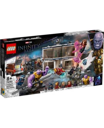 LEGO 76192 SUPER HEROES Avengers: Koniec gry - ostateczna bitwa p4