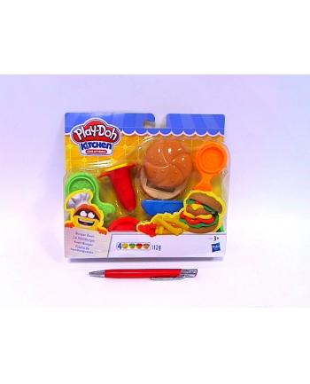 hasbro PLD ciastolina Burger E2391 /6