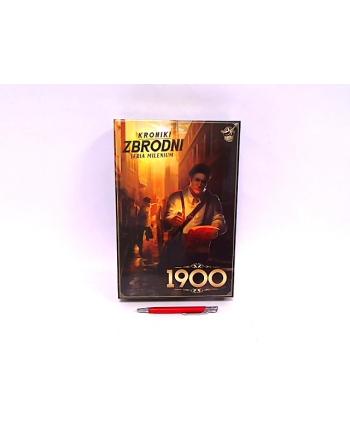 Rebel gra Kroniki Zbrodni seria Milenium1900 09388
