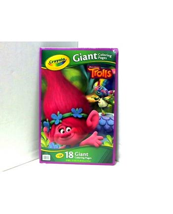 Russell Gigantyczna kolorow.Trolle 04-6922 69223