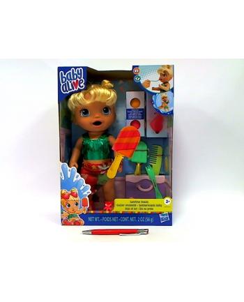 hasbro BABY ALIVE lala blond z lodami na patyku F1680 /2