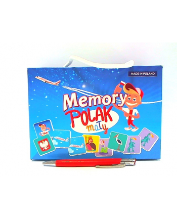 kangur - gry Memory Polak mały 71533