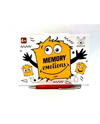 kangur - gry Memory Emotions 08217