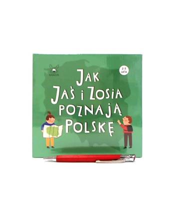 kangur - gry Jak Jaś i Małgosia poznają Polskę 08569