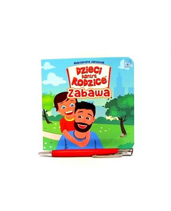kangur - gry Dzieci kontra rodzice.Zabawa 76352