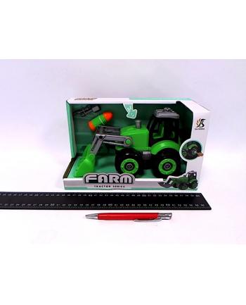 merk-pol Traktor rozkręcany MPL76863 68633