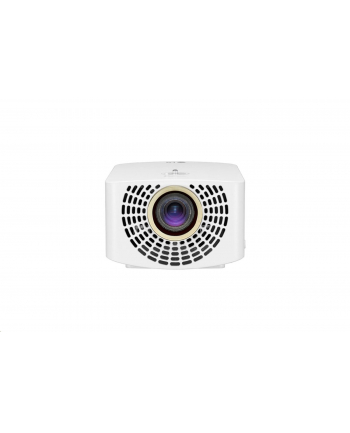 LG Laser Projector AU810PW 4K UHD (3840 x 2160), 2700 ANSI lumens, White, Wi-Fi
