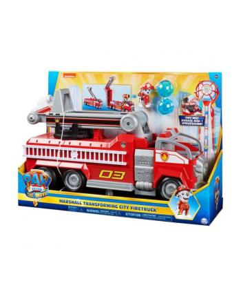 PAW PATROL / Psi Patrol Wóz Strażacki Marshall'a Transformacja 6060444 p1 Spin Master