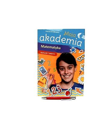 skrzat-wydawnictwo Moja akad..Matematyka Rachunki i zadania 71245