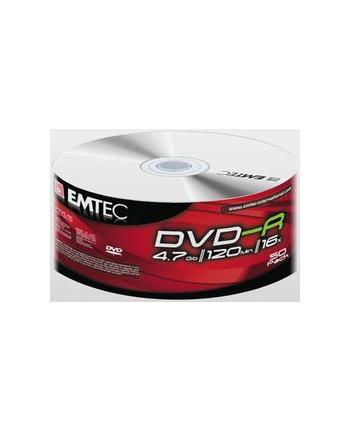 ''DVD-R EMTEC 4,7GB X16 SPEED (50 SPINDLE)''