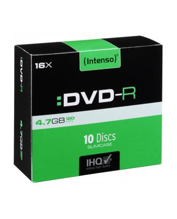 DVD-R INTENSO 4,7GB X16 (10-PACK KOPERTA)