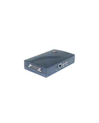 PRINT SERVER PS112 2xUSB 2.0, 1xLPT