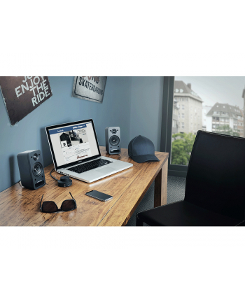 Wavemaster MX-3+ 2.1 Speakers/ 60W RMS (36W+2x12W)/ Remote Control/ Additional line-in socket