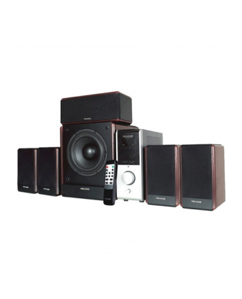 Microlab FC-730 5.1 Speakers/ 84W RMS (12Wx5+24W)/ Remote Control/ Amplifier/ Wooden