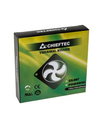 WENTYLATOR CHIEFTEC AF-1225S - 120x120x25mm