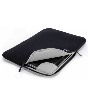 Tucano COLORE Laptop Sleeve for 13''/14.1'' (Black) / Neoprene