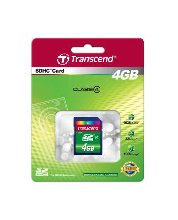 4GB SDHC(Class 4)